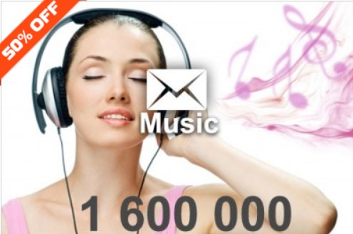 2020 fresh updated 1,880,000 email Musicians database