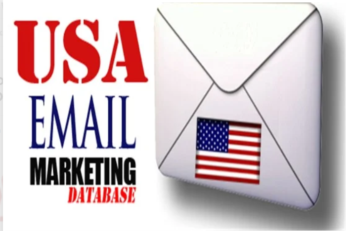 2,900,000 verified email Advertising USA