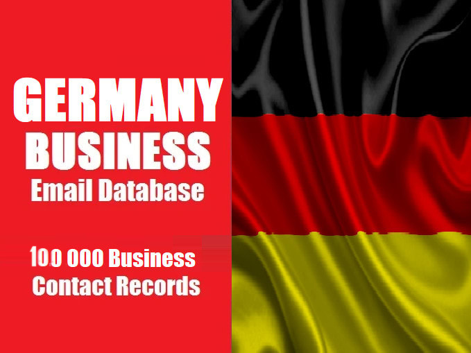 100k database of Germany companies extracted in 2020