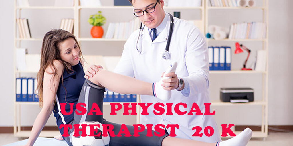 20 K USA Physical Therapist verified Email List